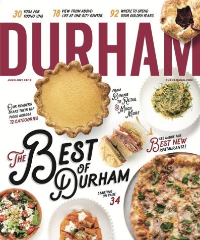 We are SO EXCITED!!! We are one of the winners of the Durham Magazine annual Best of Durham poll. Take a look of they June/July issue!!! 🐂🏆🍾 #WeLoveMexicanFood #bestofdurham #DurhamNC #eatlocal #shoplocal #BullCity #Durham #DiscoverDurham